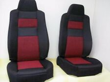 2006-09 Original Ford Ranger FX4 OEM black with Red insert seat covers