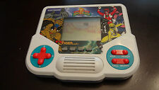 Vintage Mighty Morphin Power Rangers Electronic Video Game 1988 Tiger Handheld