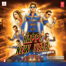 Happy New Year (Bollywood/Hindi)(Soundtrack)(CD)(T-Series)(2014)(Vishal Shekhar)