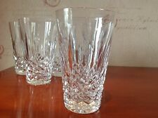 WATERFORD Crystal - KENMARE Cut - 10oz Tumbler Glass / Glasses - 5""