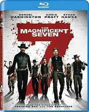 The Magnificent Seven [Blu-ray)