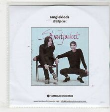 (GQ663) Rangleklods, Straitjacket - DJ CD