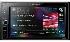 Pioneer MVH-AV290BT Double 2 DIN MP3/WMA Digital Media Player 6.2 LCD Bluetooth