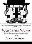 Four-Letter Words: And Other Secrets of a Crossword Insider-ExLibrary
