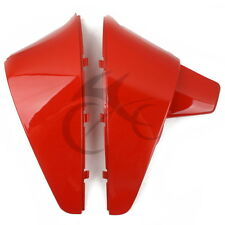 ABS Battery Faring Cover For Honda Shadow VT600 VLX 600 STEED400 88-1998 89 Red