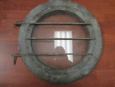 Vintage Deck Hatch Porthole Forward Hatch Man Cave Bar Nautical Theme Decor