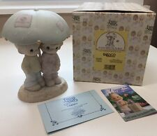 Precious Moments Figurine He Is Our Shelter From The Storm 523550