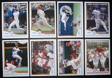 FREE* 1993 WORLD SERIES CARD SET TORONTO BLUE JAYS PHILADELPHIA PHILLIES CARTER