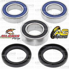 All Balls Rear Wheel Bearings & Seals Kit For Sherco Supermotard 4.5i 2004-2008