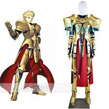 Fate Zero stay night Fate Grand Order Archer Gilgamesh Cosplay Costume Outfit
