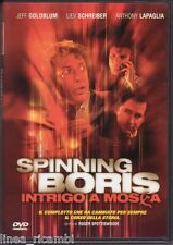 DVD Film: Spinning Boris, intrigo a Mosca - USA 2003