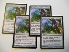 4x MTG Condotto delle Anime-Soul Conduit Magic EDH NP New Phyrexia ITA Italiano