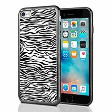Zebra Print For Iphone 7 Case Cover By Atomic Market