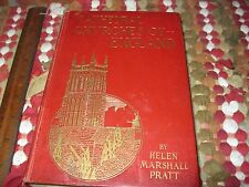 The Cathedral Churches of England Their Architecture-History - Helen Pratt