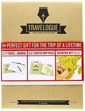 Luckies of London Travelogue Travel Journal (USLUKTRAV)