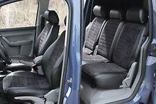 Autositzbezüge Schonbezüge Maßgefertigte  Kunst Leder BMW E46 1998 - 2007