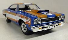 Autoworld 1/18 Scale AW220/06 1969 Plymouth Roadrunner Don Grotheer diecast car