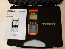 Extech SDL700 Pressure Meter and Data Logger