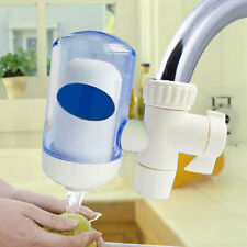 Transparent Kitchenware Water Filter Purified Faucet Charcoal Purifier