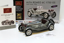 1:18 CMC Alfa Romeo 6C 1750 GS Clear Finish 1930 NEW bei PREMIUM-MODELCARS