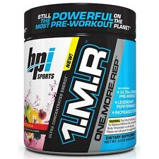 BPI Sports 1.M.R 1MR Pre Workout - Limited Edition 60 servings - Snow Cone