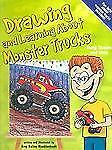 Drawing and Learning About Monster Trucks: Using Shapes and Lines (Ske-ExLibrary