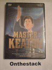 Master Keaton DVD Vol. 5: Blood & Dust (2004).  Sealed!