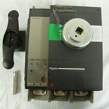 SCHNEIDER Electric 800 Amp triple pole mccb 415V ns800n