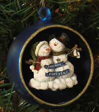 Boyds Bears~FRIENDS FOREVER ORNAMENT~Free Ship w/$20 PURCHASE