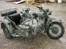 Sidecar Windshield for BMW Ural Dnepr CJ 750