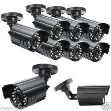 Network Waterproof Outdoor CCTV Security Cameras 700TVL IR Night Vision Webcam