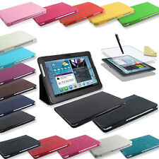 ✔ SAMSUNG GALAXY NOTE 10.1 GT N8000 N8010 COVER HÜLLE CASE ETUI TAB STAND TASCHE