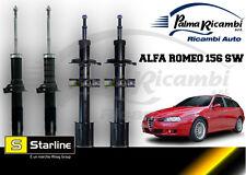 KIT 4 AMMORTIZZATORI ALFA ROMEO 156 SW 2.5 V6 24V
