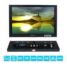 "11 "" IPS EDP LCD HD 1920x1200 monitor vídeo HDMI para circuito cerrado DVD,PC"