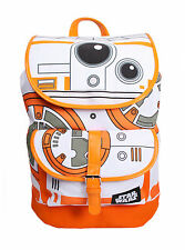 STAR WARS THE FORCE AWAKENS BB-8 SLOUCH BACKPACK DISNEY LOUNGEFLY