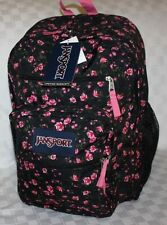 JANSPORT BIG STUDENT BOOK BAG BACKPACK 100% AUTHENTIC MUTLI SHIP DISCOUNT NWT