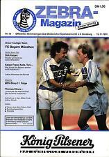 BL 91/92 MSV Duisburg - FC Bayern München, 15.11.1991
