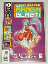 SUPER MANGA BLAST #5 DARK HORSE COMICS MAGAZINE JULY 2000
