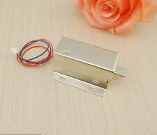 DC 12V Cabinet Door Electric Lock Assembly Latch Solenoid for Drawer Sauna Lock