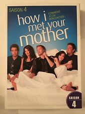 DVD - How I met your mother - Saison 4