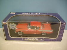 1:18 Scale Anson Limited Edition 1957 STUDEBAKER GOLDEN HAWK Die-cast Car