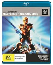 Masters of the Universe Blu-ray Discs NEW