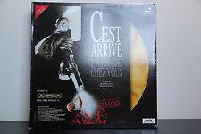C'est arrive pres de chez vous (1992) Laserdisc LD WS CLV  PAL Benoit Poelvoorde