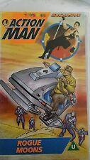 Action Man - Rogue Moons (VHS, 2002)