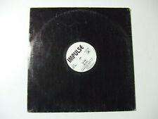 """U96 – Movin'- Disco Mix 12"""" 33 Giri Vinile ITALIA 1995 Trance House"""