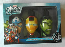 Marvel Avengers Assemble Superheroes 3pc Set - Handwash, Shower Gel & Shampoo