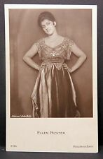 Ellen Richter AK - Foto Autogramm-Karte - Photo Postcard (Lot # F4396