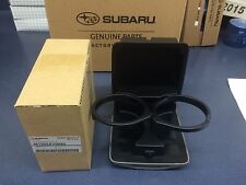 Genuine SUBARU OEM 2003-2008 Forester Front Console Cup Holder Gray New