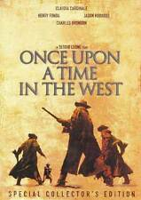 ONCE UPON A TIME IN THE WEST Movie POSTER B 27x40 Henry Fonda Jason Robards Jr.