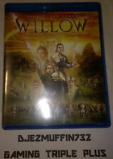 USED WILLOW BLU-RAY + DVD (REGION A) OOP